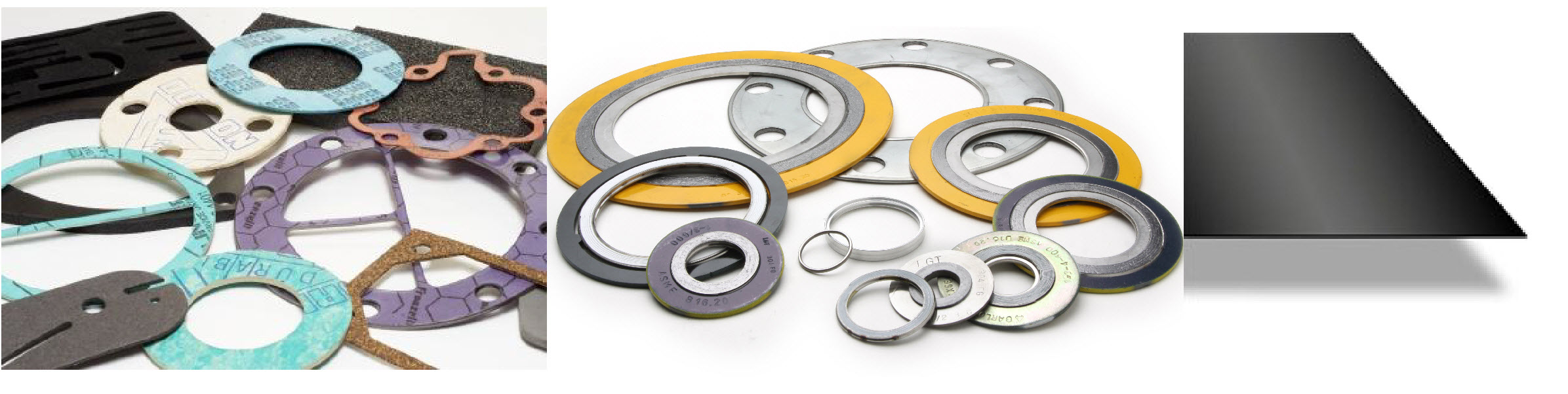 Grafoil Gaskets: Garlock, GrafTech, Thermoseal | Seal